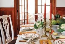 Fall Interior Design Ideas / See the latest and most inspirational 2013 home décour trends!