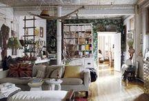 Inside / interior decor   furniture   storage   layout