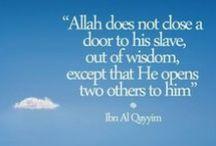 إبن القيّم رح / Ibn al Qayyim r.a