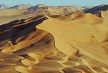 الصحراء