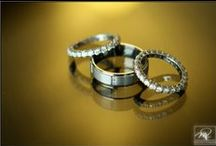 Wedding Rings / Wedding Rings captured by Mario Nixon Photography