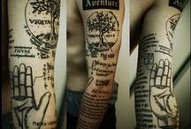 Tattoo mindmap