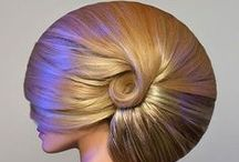 Hair : Extravagant stylings / by Florence Heyer FX