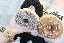 food || donuts
