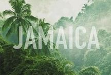 Jamaica - Home of All Right / Find your Jamaica getaway inspo here!