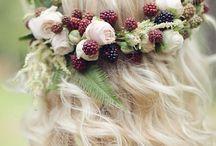 Beautiful flowercrown
