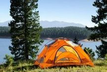 Primitive Camping Tips / Sometimes getting to the middle of nowhere to start your public lands adventure can be a little daunting. Here are some of our favorite pins to help ease the primitive camping experience.