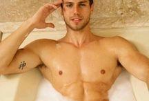 Wet men / IT feels great having a hot Shower after a long day or take a dip in THE sea or a pool