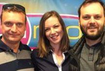 Zo štúdia - Fun rádio / Moderátori, ich hostia a všetko zaujímavé z nášho štúdia...
