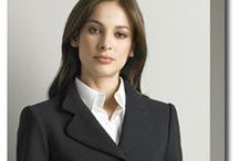 Suits for Interviewing - Women / A discussion of interview attire for women.