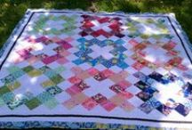 Quilting-Quilts / actual quilt tops / by Kathy Petkis