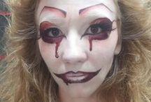 Halloween / Maquillajes y Uñas para Halloween