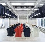 Interiors | Retail / An inspiring collection of retail spaces.