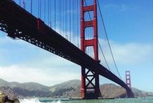 Visit | San Francisco / An insight into what we get up to, when in San Francisco.