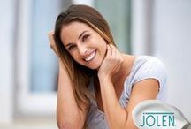Body Beautiful / Body hair is natural, but that doesn't mean it needs to be noticeable. From arms and legs, to stomach and back, minimize the look of noticeable body hair easily and quickly with Jolen Creme Bleach! www.jolenbeauty.com #GoConfidently