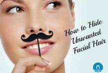Lovely Lips / Banish that lady stache! Let Jolen Creme Bleach hide awkward upper lip hair so you can let your lovely lips shine! www.jolenbeauty.com #GoConfidently