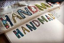ruční práce - textil