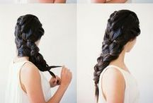 Hair Styles/Tips N Tricks! / by Kimberly Anand