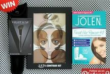 Current Jolen Giveaways! / Enter our latest promotion to win Jolen Creme Bleach products and other prizes!  http://www.JolenBeauty.com #GoConfidently