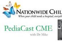 PediaCast CME Episodes / A Pediatric Podcast for Healthcare Providers!