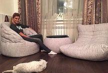 Celebrities & Ambient Lounge® / Знаменитости, Актеры, Звезды, ТВ ведущие на мебели Ambient Lounge®