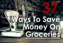 Grocery Shopping on a Budget / More personal finance tips for cooking (which can be expensive!)