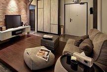 Дизайн Студий и Loft / Дизайнерская бескаркасная мебель Ambient Lounge® для Студий и Loft