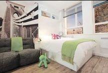 Дизайн спальни / Дизайнерская бескаркасная мебель Ambient Lounge® для Вашей спальни