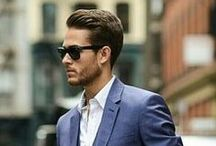 Suits for Men Fashion Dapper / Style is the perfection of a point of view. Wear a Suit www.artjero-krawatten.de #style #men #fashion