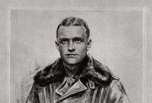 --The Red Baron-- / Manfred von Richthofen 1892-1918. He is considered the ace-of-aces of the war, being oficially credited with 80 air combat victories.
