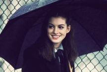Anne Hathaway & Dia mirza...