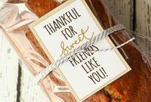 Hostess Gifts / Leave a memorable impression.