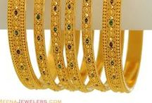 Time For Bangles / Watches, Bracelets, Bangles, and Anklets to dazzle any woman