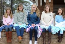 Wrap up in Southern Girl Prep