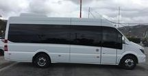 Mercedes Sprinter Mini bus for tours  & transfers to Greece