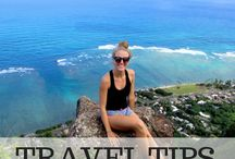 Travel Tips / Sharing Travel Tips: Tips for travelling solo, tips for flying, tips for savings for travel, tips for travelling on a budget and lots of other useful travel tips
