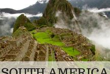 South America Travel / Sharing photos and travel tips from South America. My posts include destination guides from Peru (Cusco, Huacachina, Arequipa, Colca Canyon), Colombia (Cartagena),