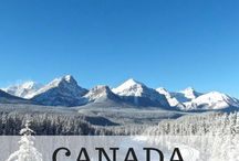 Canada Travel / Sharing photos and travel tips from Canada: Backpackers Guides to Whistler, Vancouver, Revelstoke, Banff, Lake Louise. Get inspired and informaed about Canada with me