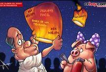 Caricaturas / Vea con humor el acontecer diario de Costa Rica
