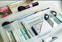 Beauty Product Organization