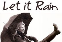 Raining ☔