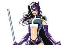 Huntress / by Camelot
