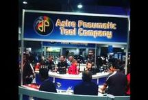 Promotional Materials / A board for all Tool Promo materials / by Astro Pneumatic Tool Company
