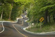 Dream Roads / Dream roads, amazing landscapes #VoyagerClub