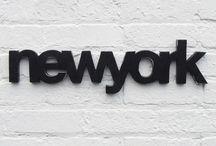 New York City ❤ / New York City