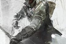 Realm : Targeted / Collection of those who prefer the ranged attack art form.