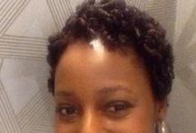 My Natural Hair Affair / by Thelma Zee