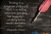 Quotes / Quotes and Inspiration for writers and authors.