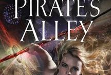 Pirate's Alley by Suzanne Johnson / Inspiration and trivial pursuits from Sentinels of New Orleans Book 4, coming April 2015