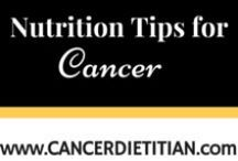 Nutrition Tips for Cancer Survivorship and Prevention
